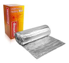 warmup foil underfloor heating kit underwood foil heating mats