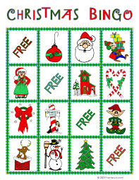 printable christmas bingo cards pictures christmas bingo card 2 woo jr kids activities