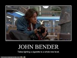 Breakfast Club Meme - john bender demotivational poster by sliferbenten on deviantart