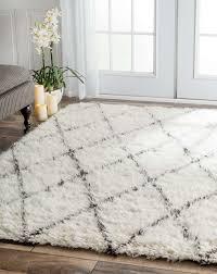 rugs trellis shag rug buy area rugs moroccan shag rug