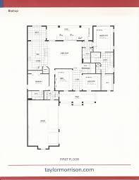 bishop first floor plan in independence winter garden fl