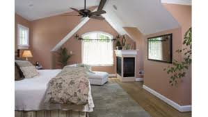 wall color small space high ceilings dealing with angled