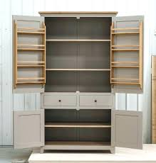 kitchen pantry cabinet ideas best 25 free standing kitchen cabinets ideas on stand