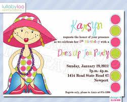 dress up birthday invitations for girls dress up fashion tea party 6c824fd4 jpg