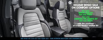 Auto Seat Upholstery Katzkin Leather Seat Auto Upholstery Autoseatskins Com