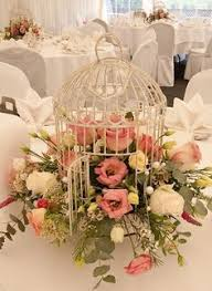 Easter Flower Decorations Pinterest by Birdcage Centerpieces Great For Spring And Easter Tables