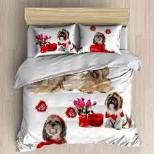 shop for shih tzu owner at familyloves bed sheet dog dog mugs