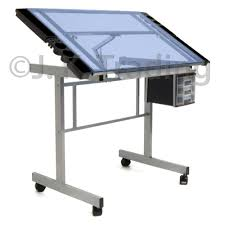 Drafting Table Glass Drafting Table Classic Design
