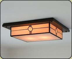 Mission Style Lighting Fixtures Mission Style Lighting Fixture Woods Lights And Craftsman Style