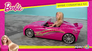 barbie jeep 2000 smyths toys barbie convertible radio controlled car youtube