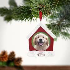 pet photo ornament pearhead