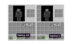 Incraftion Minecraft Gaming Community - new sapling 6 8 incraftion minecraft gaming community