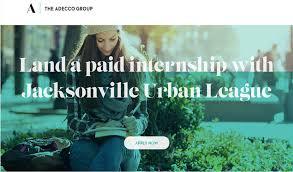 join jacksonville urban league u0027s youth employment services program