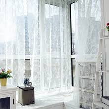 buy lace curtain panels and get free shipping on aliexpress com