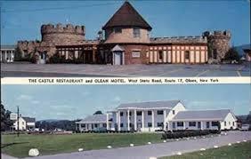 hotels olean ny buy castle restaurant and castle inn motel olean new york