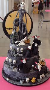you will love 2015 halloween nightmare before christmas cake