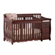 Storkcraft Portofino Convertible Crib And Changer Combo Espresso by Crib And Changer Combo Cheap Creative Ideas Of Baby Cribs