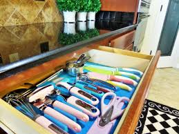Kitchen Cabinet Inserts Organizers Kitchen Flatware Drawer With Drawer Separators Also Drawers In