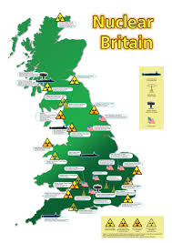 Nuclear Fallout Map by Resources Scottish Cnd Education