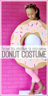 Diy Sew Potato Head Costume Diy Donut Costume Halloween Costumes Halloween Costumes