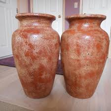 urns for sale best gorgeous pair of terra cotta pottery vases urns made in