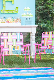 backyard movie night party project nursery