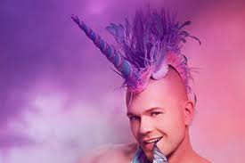 Gay Unicorn Meme - the sexiest gay s m unicorn photo shoot you ve ever seen