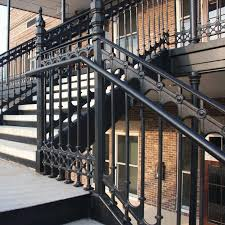 Iron Banisters And Railings Cast Iron Railings Gates And Fencing
