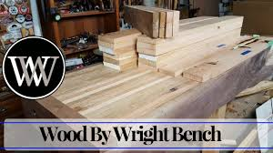 hand tool woodworking bench 3 wood by wright roubo english