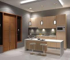 kitchen room 2017 white stain wall white laminated ceramics