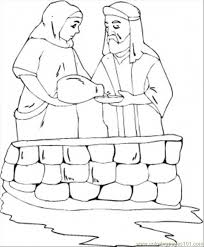 100 ideas abraham and sarah coloring page on www gerardduchemann com