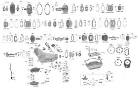 th400 parts diagram 350 automatic transmission parts diagram