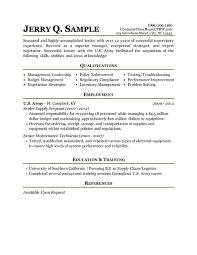 Transportation Resume Examples by Example Of An Excellent Resume Samples Of Excellent Resumes A
