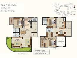 beautiful duplex apartment plans gallery amazing interior design