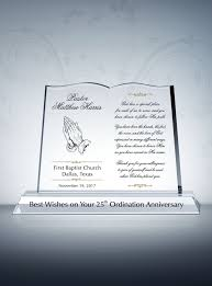 appreciation award letter sample pastor anniversary tributes and sample wordings diy awards
