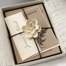 boxed wedding invitations rustic burlap boxed wedding invitations enchanted woodland