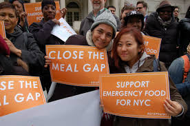Map The Meal Gap Our Approach Food Bank For New York City