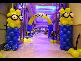 minions birthday party minion theme birthday party
