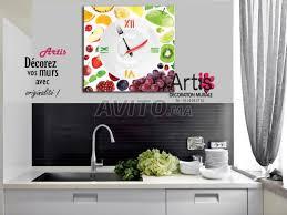 tableau de cuisine moderne tableau cadre deco cuisine moderne à vendre à dans meubles et