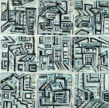 paintings on paper u2014 stephanie sarris