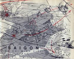 maps saigon