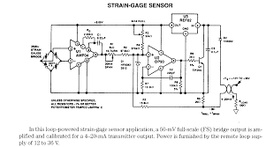 Sterling Condor Wiring Diagram Strain Gauges Electrical Instrumentation Signals Electronics