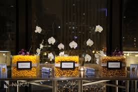 Garretts Popcorn Wedding Favors by The Langham Chicago Wedding Photos Winter New Years Pictures