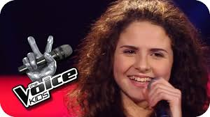 The Voice Kids Blind Auditions 2014 Shakira Wherever Whenever Amina The Voice Kids 2014 Blind