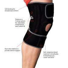 3584 Best Color And Paint ace knee brace with dual side stabilizers and comfort fit sleeve