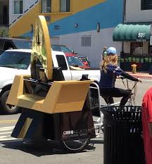 lexus crash san diego floor mat just a car guy pedicabs in san diego during comic con some are
