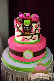 owl baby shower cake owl baby shower cake cake design