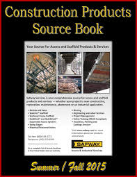 construction products source book by federal buyers guide inc