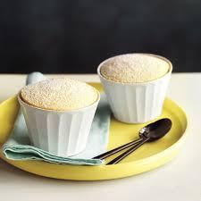 lemon pudding cakes