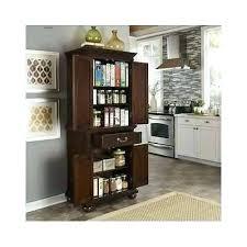 oak kitchen pantry cabinet wooden kitchen pantry cabinet stand alone food pantry cabinet oak